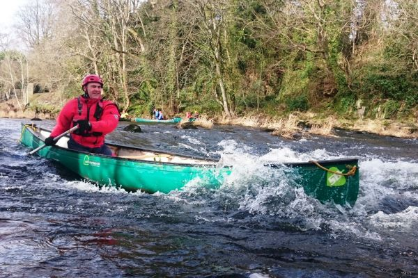 Introduction to Whitewater Open Canoeing