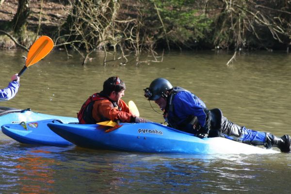 British Canoeing Foundation Safety and Rescue Award