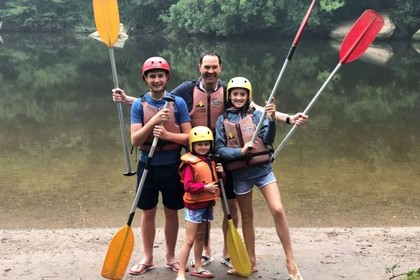 Symonds Yat West Paddle about (1/2 Day)