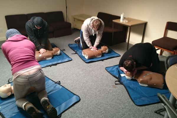 REC 2 Day First Aid Course