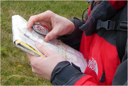 Navigate our orienteering courses