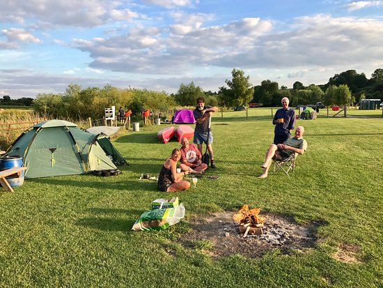 Tresseck Campsite, Hoarwithy